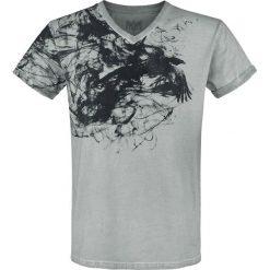 Black Premium by EMP Heavy Soul T-Shirt szary. Czarne t-shirty męskie z nadrukiem marki Black Premium by EMP. Za 121,90 zł.
