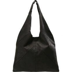 Torebki klasyczne damskie: Topshop SANDRA TOTE Torba na zakupy black