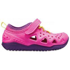 Crocs Buty Dziecięce Swiftwater Play Shoe K Neon Magenta 24,5 Różowe. Czerwone buciki niemowlęce marki Crocs. W wyprzedaży za 139,00 zł.