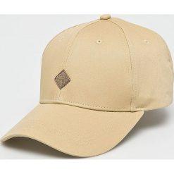 True Spin - Czapka Truely Small. Szare czapki z daszkiem damskie True Spin, z bawełny. W wyprzedaży za 49,90 zł.