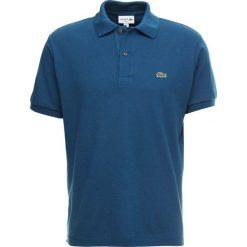 Lacoste CROCODIL Koszulka polo rabane. Szare koszulki polo marki Lacoste, z bawełny. Za 359,00 zł.