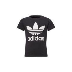 Odzież dziecięca: T-shirty z krótkim rękawem Dziecko  adidas  Koszulka Trefoil