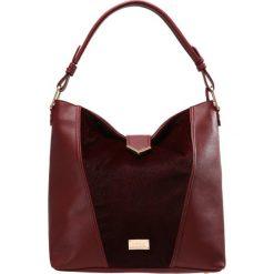LYDC London Torba na zakupy wine. Czerwone torebki klasyczne damskie LYDC London. W wyprzedaży za 216,30 zł.