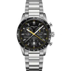 RABAT ZEGAREK CERTINA GENT QUARTZ C024.447.11.051.01. Czarne zegarki męskie CERTINA, ze stali. W wyprzedaży za 2666,39 zł.