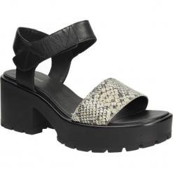 SANDAŁY VAGABOND DIOON 4147-008-86. Czarne sandały damskie marki Vagabond. Za 259,99 zł.