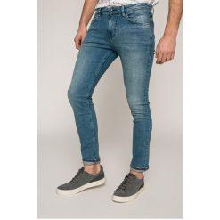 Tom Tailor Denim - Jeansy Culver. Niebieskie rurki męskie marki House, z jeansu. W wyprzedaży za 99,90 zł.