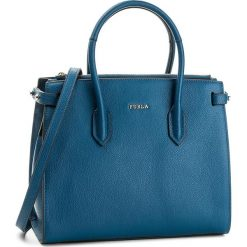 Torebki i plecaki damskie: Torebka FURLA – Pin 942228 B BLS1 OAS Blue Pavone d