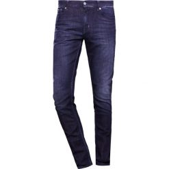 7 for all mankind RONNIE SPEDBUDABL Jeansy Slim Fit dunkelblau. Niebieskie jeansy męskie relaxed fit 7 for all mankind. W wyprzedaży za 598,95 zł.