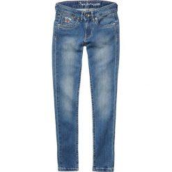 Dżinsy o kroju slim 8-16 lat. Niebieskie spodnie chłopięce Pepe Jeans, z bawełny. Za 196,31 zł.
