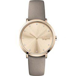 Lacoste - Zegarek 2001039. Szare zegarki damskie Lacoste, szklane. Za 799,90 zł.