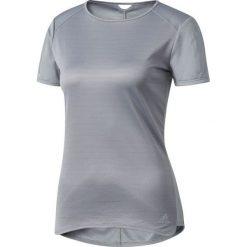 Adidas Koszulka Response Short Sleeve Tee Szara r. M (BP7454*M). Szare topy sportowe damskie Adidas, m. Za 106,99 zł.