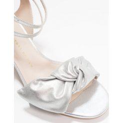 Rzymianki damskie: Bronx Sandały silver