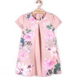 Sukienki dziewczęce z falbanami: Sukienka