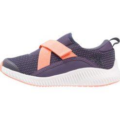 Adidas Performance FORTARUN Obuwie treningowe trace purple/trace blue/chalk coral. Fioletowe buty sportowe chłopięce marki adidas Performance, z gumy, do biegania. Za 169,00 zł.