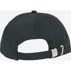 Fila - Czapka. Czarne czapki z daszkiem męskie marki Fila, z bawełny. W wyprzedaży za 99,90 zł.