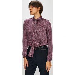 Medicine - Koszula Hand Made. Brązowe koszule wiązane damskie MEDICINE, l, z poliesteru, casualowe, z klasycznym kołnierzykiem, z długim rękawem. Za 89,90 zł.