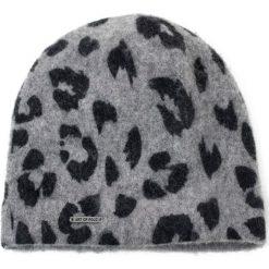 Czapka damska Szary gepard szara. Szare czapki zimowe damskie Art of Polo. Za 66,01 zł.
