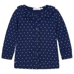 Bluzy dziewczęce rozpinane: Dziewczęcy model bluzy dla dziecka 3-36 m