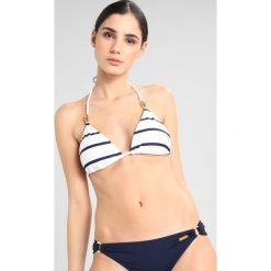 Bikini: Heidi Klein CORE TEXTURED ROPE PADDED TRIANGLE Góra od bikini nautical