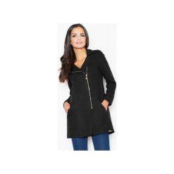 Płaszcz M405 Czarny. Czarne płaszcze damskie pastelowe FIGL, m. Za 249,00 zł.