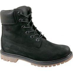 Timberland 6 In Premium Boot W A1K38. Czarne buty trekkingowe damskie marki Timberland, na zimę. W wyprzedaży za 699,99 zł.