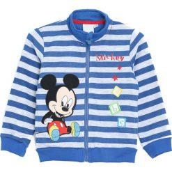 Ciemnoniebieska Bluza Our Love. Niebieskie bluzy niemowlęce marki Born2be. Za 59,99 zł.