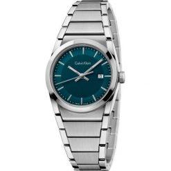 ZEGAREK CALVIN KLEIN Step K6K3314L. Niebieskie zegarki męskie marki Calvin Klein, szklane. Za 1169,00 zł.