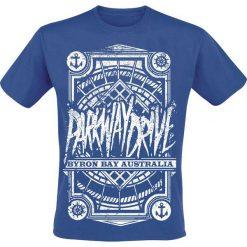 Parkway Drive Byron Bay T-Shirt błękitny. Niebieskie t-shirty męskie z nadrukiem Parkway Drive, m. Za 74,90 zł.
