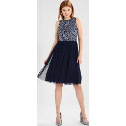 Sukienki hiszpanki: Lace & Beads PICASSO SKATER Sukienka koktajlowa midnight blue