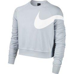 Nike Bluza damska Dry Top LS GPX Versa niebieska r. L (862754 043). Czarne topy sportowe damskie marki Nike, xs, z bawełny. Za 165,19 zł.