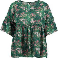 Bluzki asymetryczne: Moves LABS Bluzka bright green