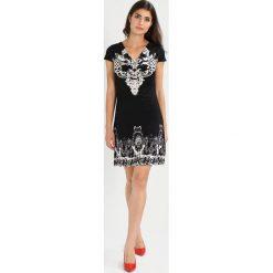 Sukienki: Anna Field Sukienka z dżerseju black/cloud dancer