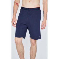 Tommy Hilfiger - Szorty piżamowe. Szare piżamy męskie TOMMY HILFIGER, l, z bawełny. W wyprzedaży za 139,90 zł.