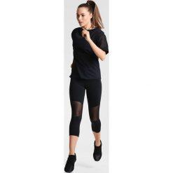 Spodnie dresowe damskie: Varley BRITTNEE Rybaczki sportowe black