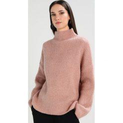 Swetry damskie: Vila VIGRIP Sweter adobe rose
