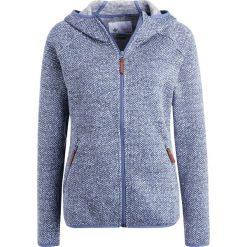 Columbia CHILLIN Kurtka z polaru bluebell. Niebieskie kurtki sportowe damskie marki Columbia, xs, z materiału. W wyprzedaży za 319,20 zł.