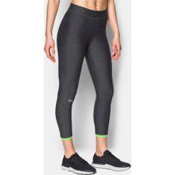 Spodnie sportowe damskie: Under Armour Spodnie damskie UA HG Armour Ankle Crop Szare r. XS  (1290782-093)