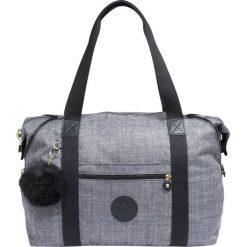 Kipling ART M Torba na zakupy cotton jeans. Niebieskie shopper bag damskie Kipling, z jeansu. Za 439,00 zł.