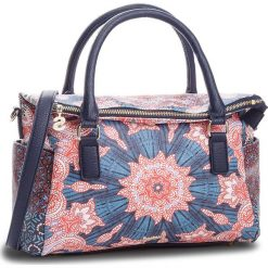 Torebka DESIGUAL - 18WAXPB2 3022. Niebieskie torebki klasyczne damskie Desigual, ze skóry ekologicznej. W wyprzedaży za 209,00 zł.