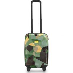 Walizka Camo Limited kabinowa. Szare walizki marki Crash Baggage, z materiału. Za 1095,00 zł.