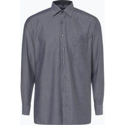 Andrew James - Koszula męska niewymagająca prasowania, szary. Szare koszule męskie non-iron marki Andrew James, m, z bawełny. Za 129,95 zł.
