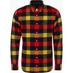 Tommy Hilfiger - Koszula męska – Buffalo, czerwony. Czerwone koszule męskie na spinki marki TOMMY HILFIGER, l, w kratkę, z klasycznym kołnierzykiem. Za 399,95 zł.