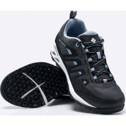 Columbia - Buty Vapor Vent. Czarne buty sportowe damskie Columbia. W wyprzedaży za 229,90 zł.