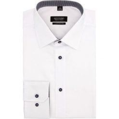 Koszula bexley 2521/3 długi rękaw custom fit biały. Białe koszule męskie Recman, m, z długim rękawem. Za 139,00 zł.