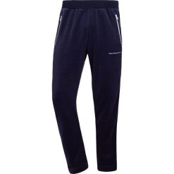 Spodnie męskie: White Mountaineering Spodnie treningowe navy