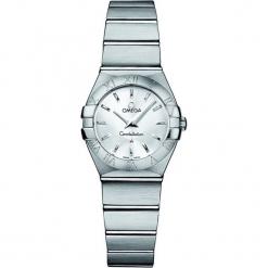 ZEGAREK OMEGA CONSTELLATION NEW 123.10.24.60.02.001. Szare zegarki męskie OMEGA. Za 8700,00 zł.