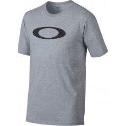Oakley T-Shirt Męski 50 Bold Ellipse Athletic Heather Grey L. Brązowe t-shirty męskie z nadrukiem marki Oakley, l, z bawełny. W wyprzedaży za 79,00 zł.