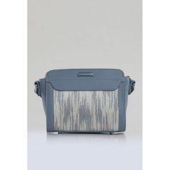 Torebki klasyczne damskie: Torebka z cieniowanym panelem