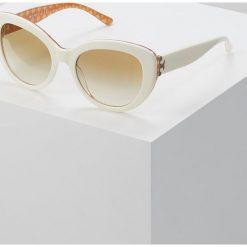 Tory Burch Okulary przeciwsłoneczne ivory / orange. Brązowe okulary przeciwsłoneczne damskie aviatory Tory Burch. Za 759,00 zł.