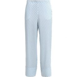 ASCENO BOTTOM Spodnie od piżamy powder blue. Niebieskie piżamy damskie ASCENO, s, z jedwabiu. Za 989,00 zł.